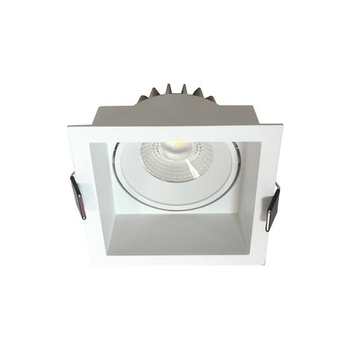 LioLights LED Inbouwspot VIBS IP44 10W warm wit