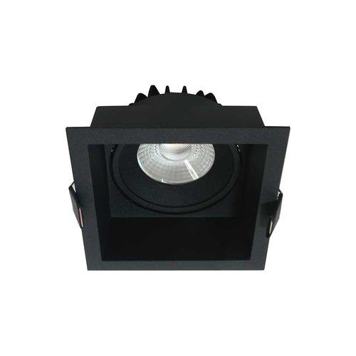 LioLights LED Inbouwspot VIBS IP44 10W warm wit