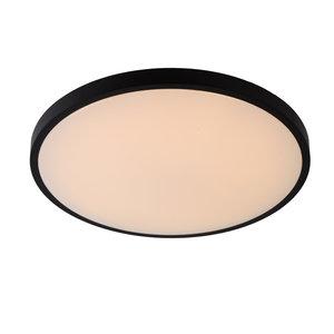 Lucide POLARIS - Ceiling light - Ø 45.7 cm - LED Dim to warm - 1x40W 4000K / 2700K - Black