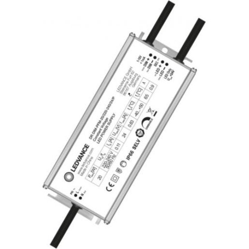 Ledvance 24V LED DRIVER 1–10V DIM OUTDOOR PERFORMANCE