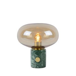 Lucide CHARLIZE - Table lamp - Ø 23 cm - E27 - Amber - 03520/01/62