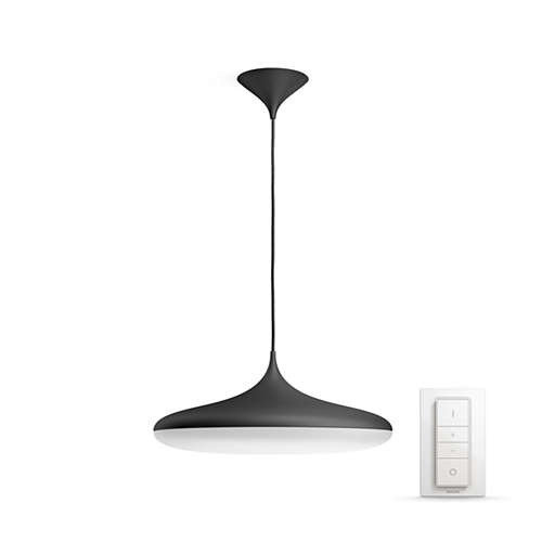 Philips Hanging lamp Hue White ambiance Cher black 4076130P7