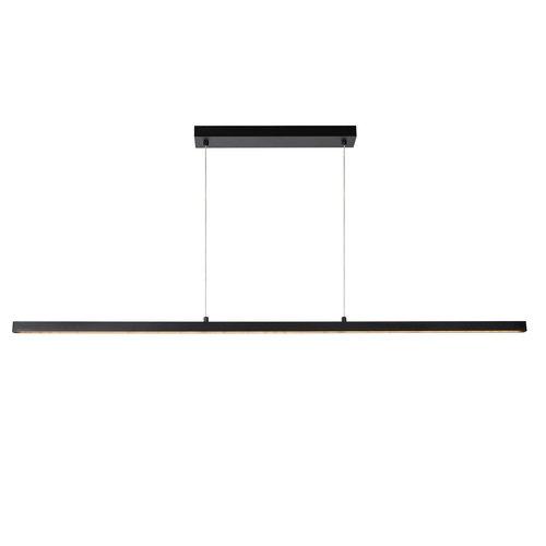 Lucide SIGMA - Pendant lamp - LED Dim. - 1x34W 2700K - Black - 23461/34/30