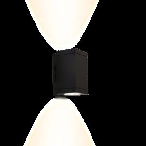 Wever & Ducré Wall lamp TUBE CARRÉ 2.0 PAR16 IP65