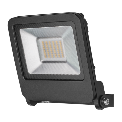 OSRAM Radium LED schijnwerper 30W - 3000°K - zwart