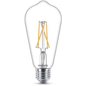 Philips Filament à LED ST64 E27 8,5 W 806 Lm WarmGlow