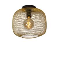 MESH - Ceiling light - Ø 30 cm - E27 - Matt Gold