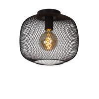 MESH - Ceiling light - Ø 30 cm - E27 - Black