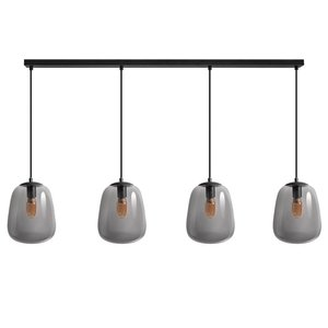 ETH Benn hanging lamp 4 lights - black - 120 / 8cm - 05-HL4383-30