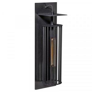 ETH Wall lamp Birdy - black - 05-WL1185-30