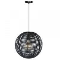 Lampe à suspension Black Jack - Noir - 40cm - 05-HL4465-40-30