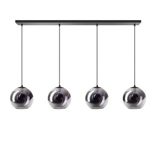 ETH Orb hanging lamp - 4 lights - black - 05-HL4267-3036