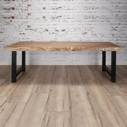 Dining room table tree trunk 200