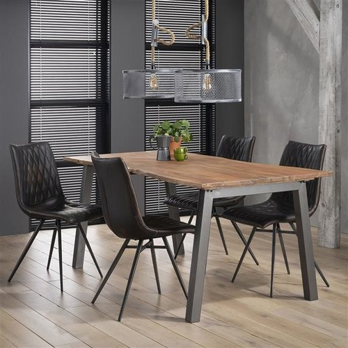 Table de salle à manger 180 bord