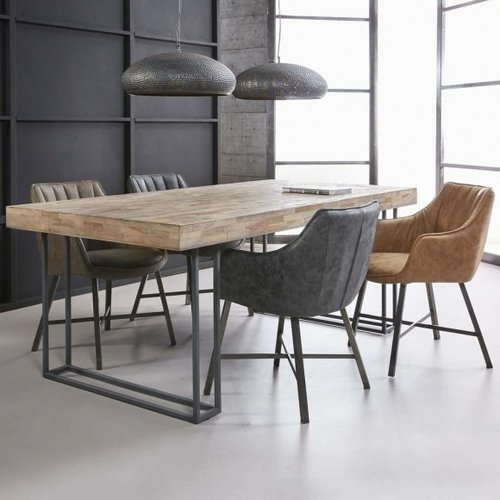 Dining room table 200 Teca
