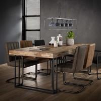 Dining room table 240 Teca