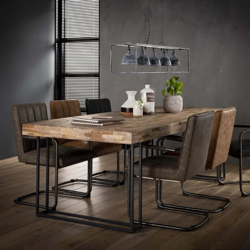 Dining room table 240 Teca