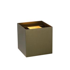 Lucide XIO - Wall spot - LED Dimb. - G9 - 1x3.5W 2700K - Rust brown - 09217/04/97