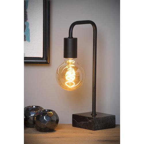 Lucide LORIN - Table lamp - E27 - Black