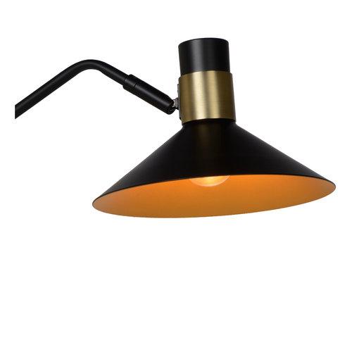 Lucide PEPIN - Ceiling light - Ø 108 cm - E14 - Black - 05128/03/30