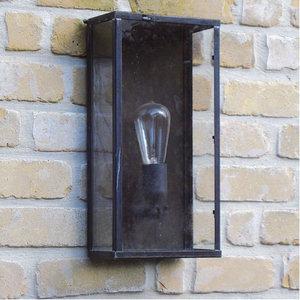 Authentage verlichting Landelijke Wandlamp Vitrine 1L Small outdoor