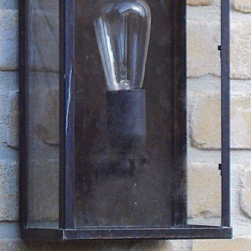 Authentage verlichting Applique murale Country Vitrine 1L Small outdoor