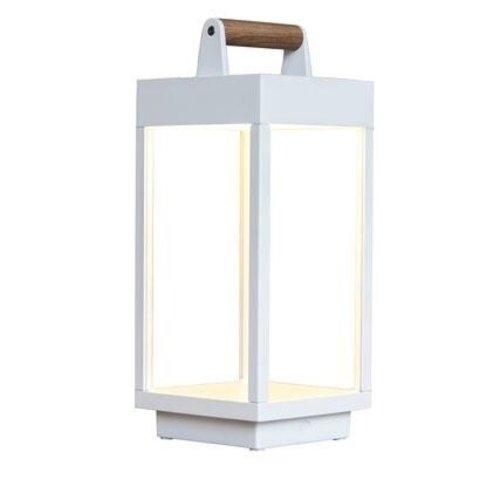Absinthe Kuni L LED oplaadbare tafellamp
