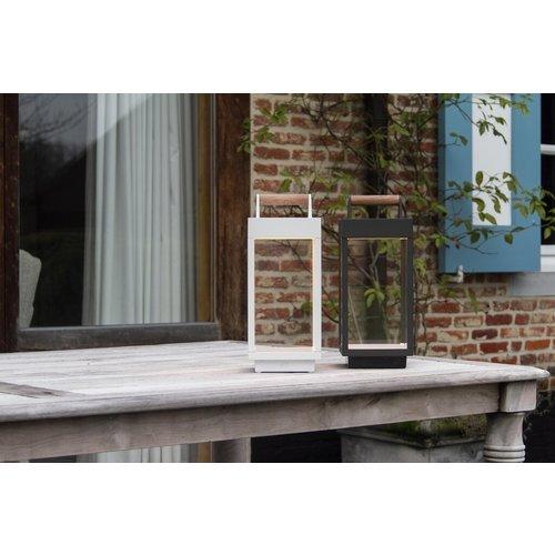Absinthe Lampe de table rechargeable Kuni L LED