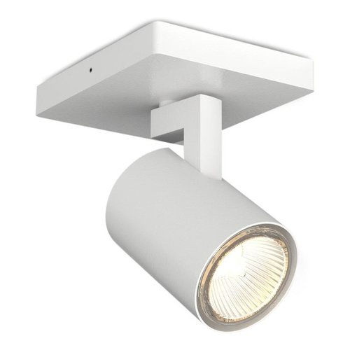 LED Surface mounted Kona single white