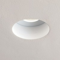 Trimless Round Fixed HV FR - IP65