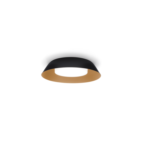 Wever & Ducré Wall / Ceiling lamp TOWNA 1.0 LED IP44