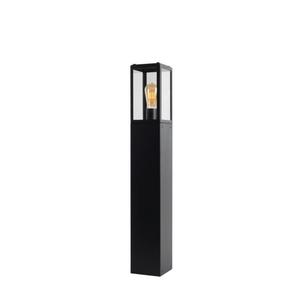 PSM Lighting Poteau de jardin Polo 70cm noir T795.700.32X - Copy
