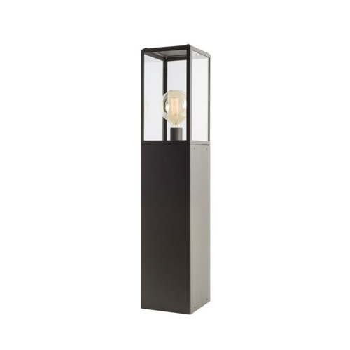 PSM Lighting Poteau de jardin Polo 95cm noir T791.950.32X