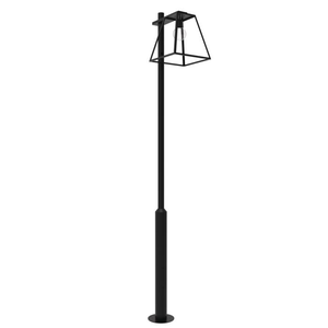 PSM Lighting Polo lantaarn 308cm zwart W766.32X