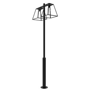 PSM Lighting Polo lantaarn 308cm zwart W767.32X