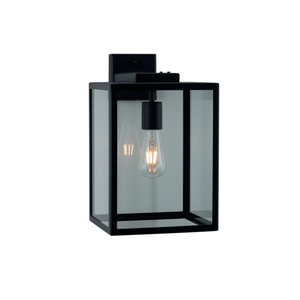 PSM Lighting Polo surface mounted wall fixture Black W751.32X
