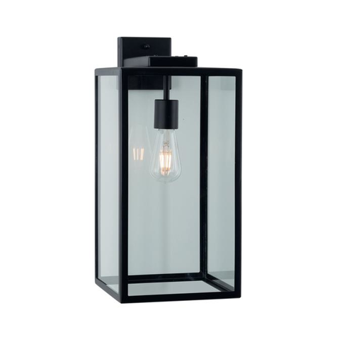PSM Lighting Polo surface mounted wall fixture Black W751.32X - Copy