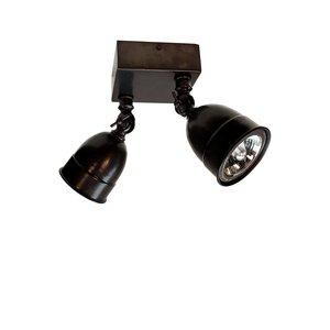 Authentage LED Opbouwspot POIRE ON SQUARE BASE MEDIUM 2L