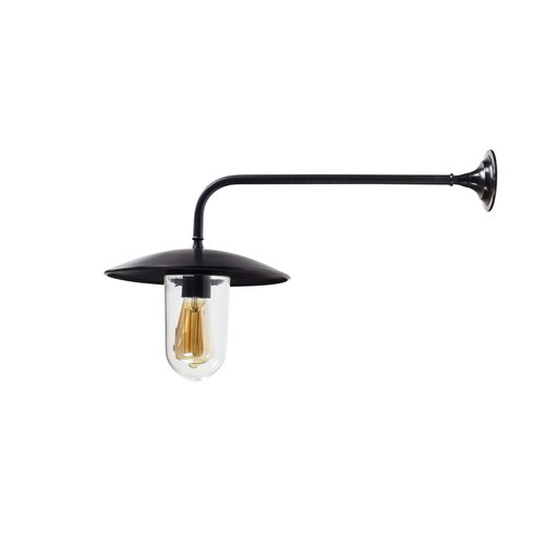 Authentage Rural Wall Lamp Elébase Wall 90 ° Outdoor