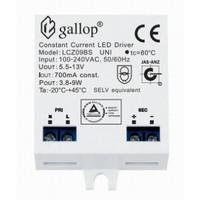 LED Driver 700mA 3.8-9W