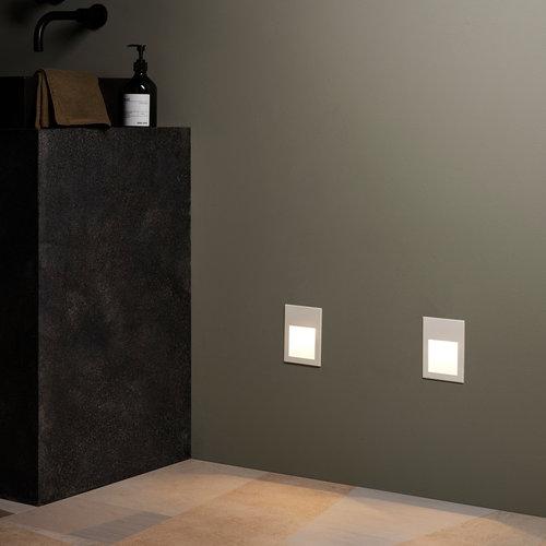 Astro Borgo 90 LED IP20 Blanc mat