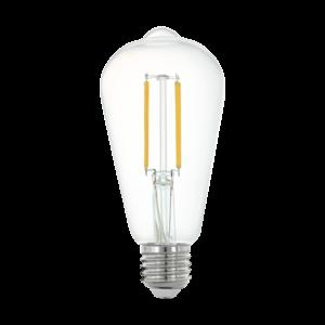 EGLO Connect E27 LED bulb ST64 - 11862