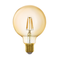 Lampe Connect E27 LED G95 GOLD 11866