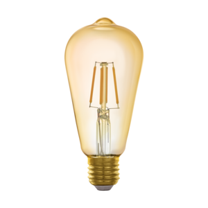 EGLO Connect E27 LED lamp ST64 GOLD 11865