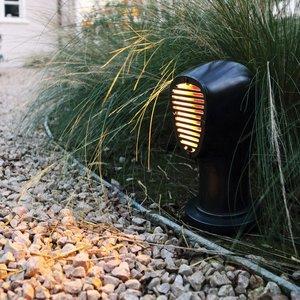 Authentage Landelijke LED vloerlamp BEAUTIQUE GROUND