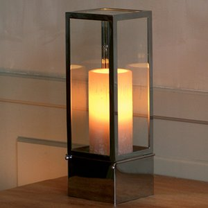 Authentage Landelijke LED staanlamp BELLEFEU VITRINE INDOOR TABLE