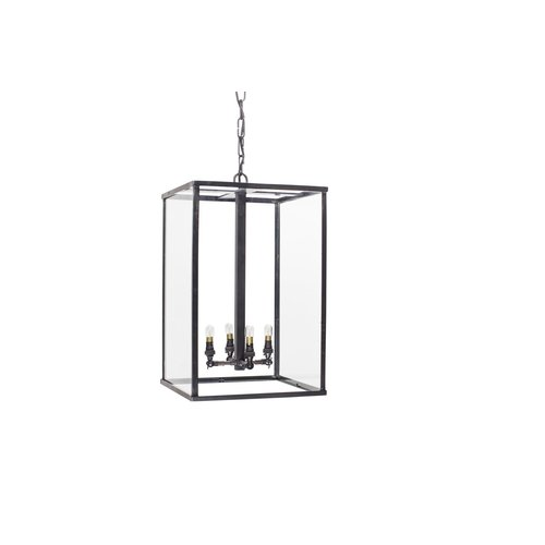 Authentage Rural hanging lamp Vitrine Petite Lantern 4L