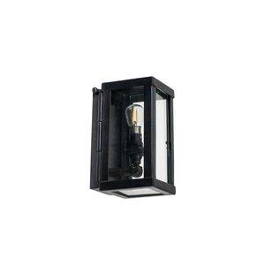 Authentage Landelijke Wandlamp VITRINE PETITE WALL 1L outdoor