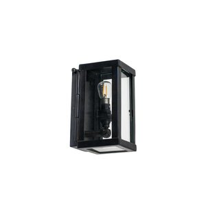 Authentage Rural Wall Lamp VITRINE PETITE WALL 1L outdoor