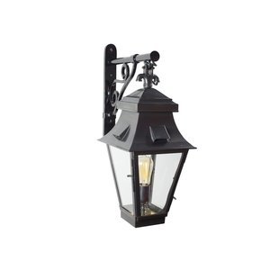 Authentage Landelijke Wandlamp GRACIEUZE WALL ON BRACKET SMALL 1L outdoor